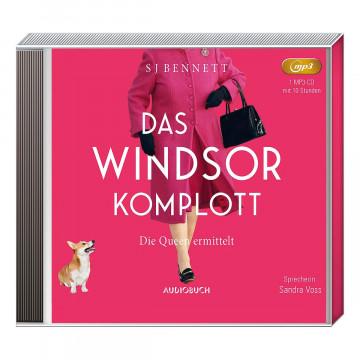 Hörbuch Das Windsor Komplott