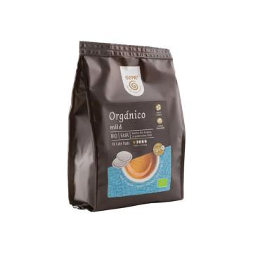 Bio-Schonkaffee-Pads
