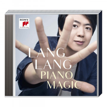 CD »Piano Magic«