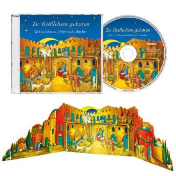 Weihnachtskarte »Betlehem« und CD