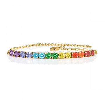 Armband »Regenbogen«