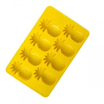 Eiswürfel-Silikonform »Ananas«