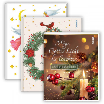 3er-Set »Weihnachten«