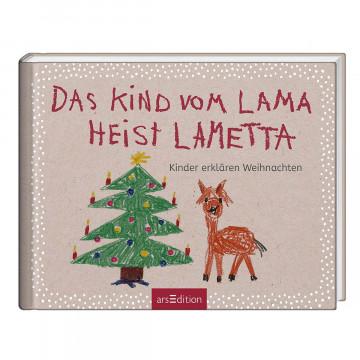 Das Kind vom Lama heist Lametta
