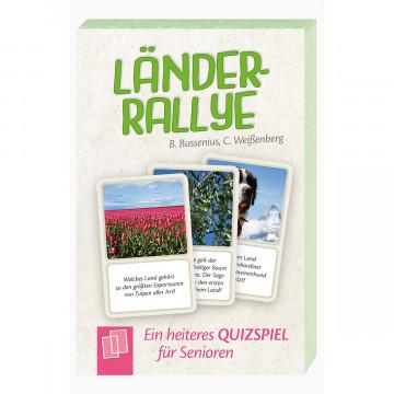 Quiz »Länder-Rallye«