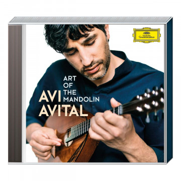 CD »Avi Avital - Art of the Mandolin«
