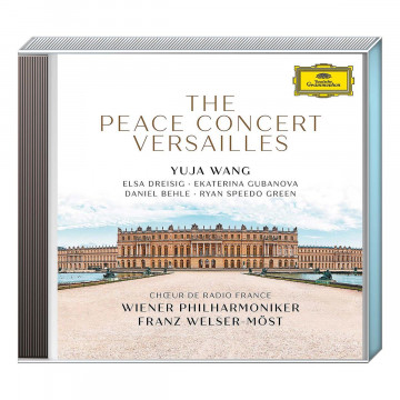 CD »The Peace Concert Versailles«