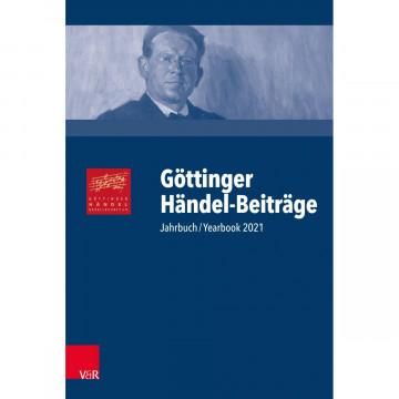 Göttinger Händel-Beiträge, Band 22