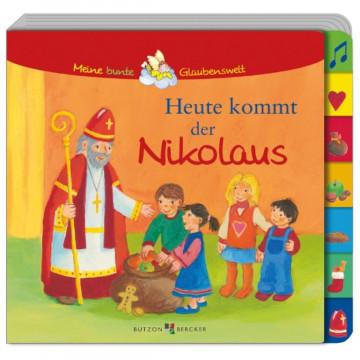 Heute kommt der Nikolaus (1 Stück)