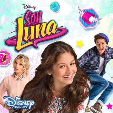 Soy Luna: Soundtrack zur TV-Serie (Staffel 1,Vol.1)