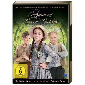 DVD Anne auf Green Gables
