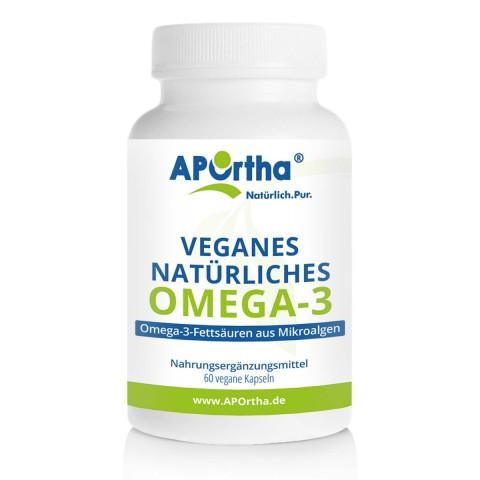 Omega 3 aus Algenöl