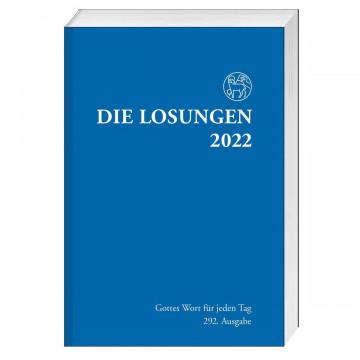 Die Losungen für Deutschland 2022 - Normalausgabe