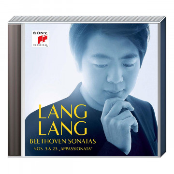 CD Lang Lang plays Beethoven