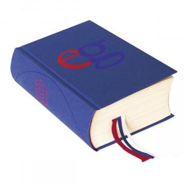 Evangelisches Gesangbuch (EG 41) - Schulausgabe Leinen blau - in neuer Rechtschreibung