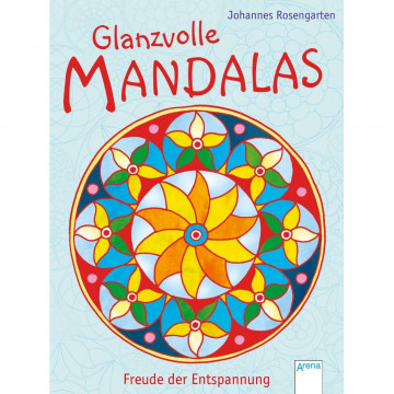 Glanzvolle Mandalas