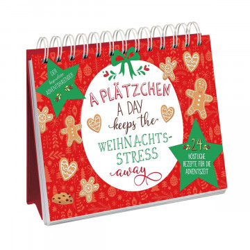 A Plätzchen a day keeps the Weihnachtsstress away