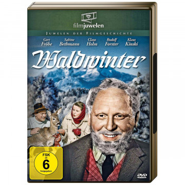 DVD »Waldwinter«