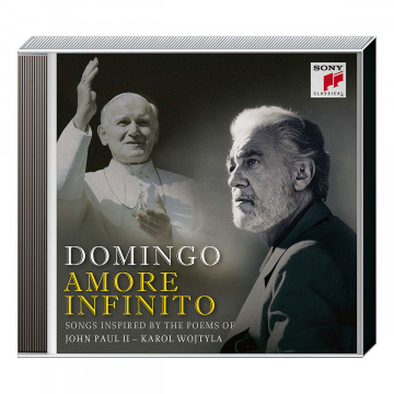 CD »Domingo: Amore Infinito«