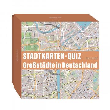 Stadtkarten-Quiz