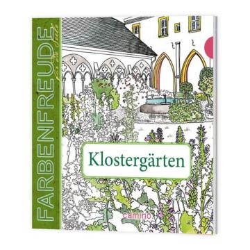 Malbuch »Klostergärten«