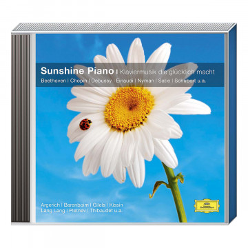 CD: Sunshine Piano