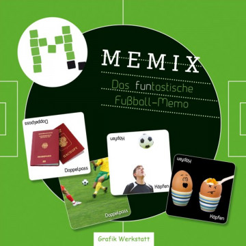 Memix - Das funtastische Fußball-Memo