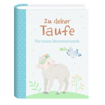 Wunscherfüller-Buchbox »Zu deiner Taufe«