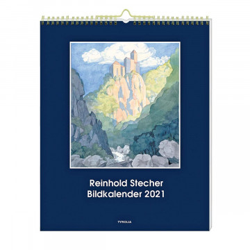 Kalender »Reinhold Stecher 2021«
