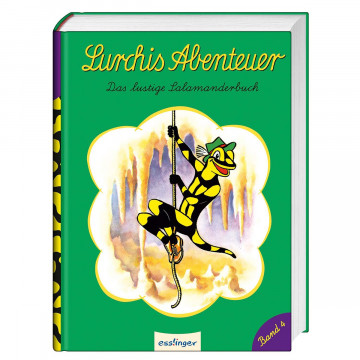Lurchis Abenteuer (Band 4)