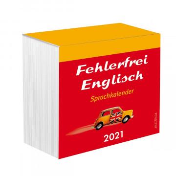 Abreißkalender »Fehlerfrei Englisch«