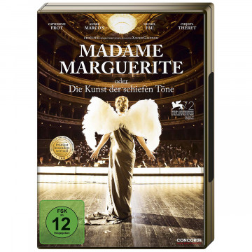 DVD Madame Marguerite