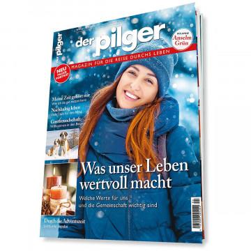 Magazin Der Pilger Ausgabe Winter 2020