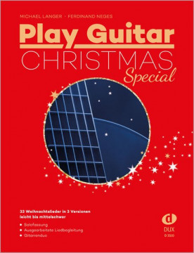 Play Guitar Christmas Special