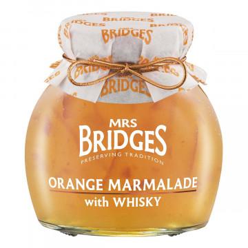 Orangen Marmalade mit Whisky