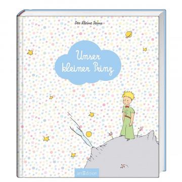Babyalbum »Unser kleiner Prinz«