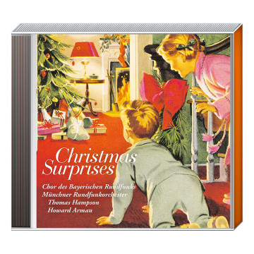 CD »Christmas Surprises«