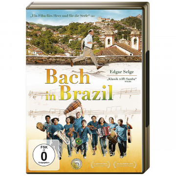 DVD: »Bach in Brazil«