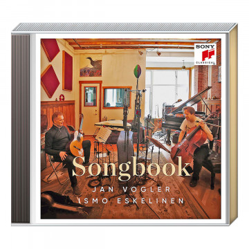 CD »Songbook«