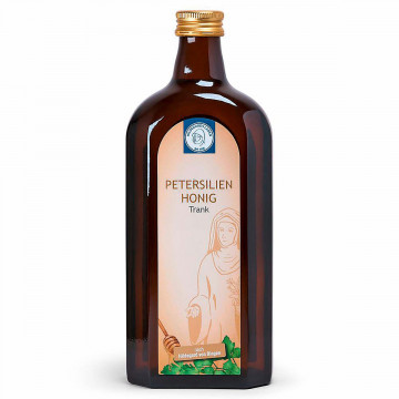 Hildegard von Bingen - Petersilien-Honig-Trank