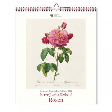 Kalender »Rosen von P.J. Redouté«