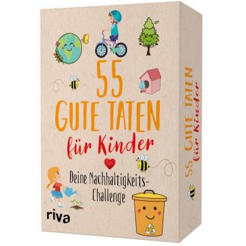 Kartenset »55 gute Taten für Kinder«