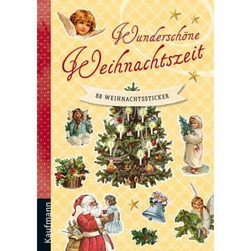 Wunderschöne Weihnachtszeit - Stickerheft