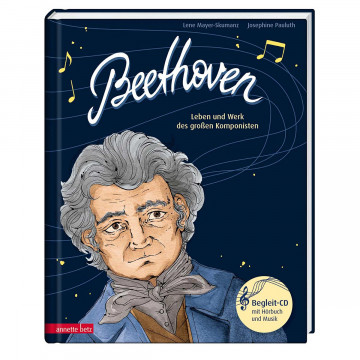 Buch & CD »Beethoven«