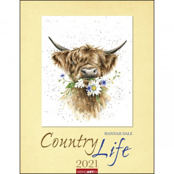 Country Life - Kalender 2021