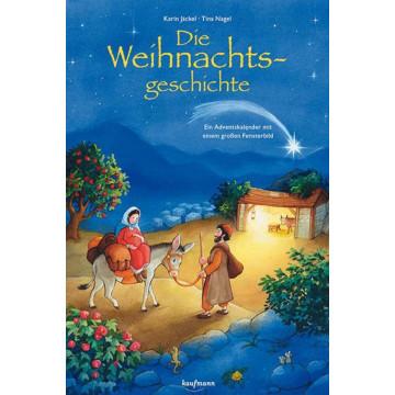 Adventskalender »Die Weihnachtsgeschichte«