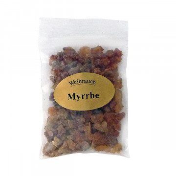 Weihrauch »Myrrhe«