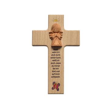 Kinderkreuz mit Tonengel