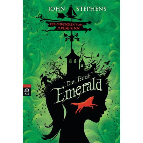 Die Chroniken vom Anbeginn 01 - Das Buch Emerald