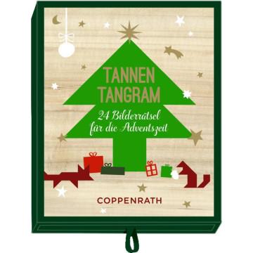 Schachtelspiel »Tannen Tangram«